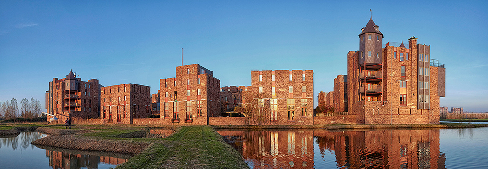 Architect: Sjoerd Soeters